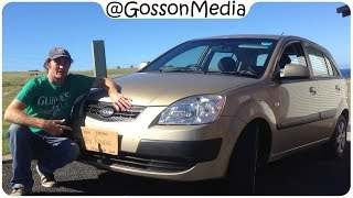 Nev Reviews : Kia Rio 2009