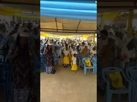 Misno slavlje - Misija Kisongo, Tanzanija (1. dio)