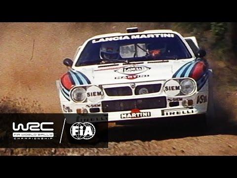 WRC History: LANCIA Team Special