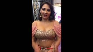 Catching up with Mandy Takhar at the Punjabi Film Awards!