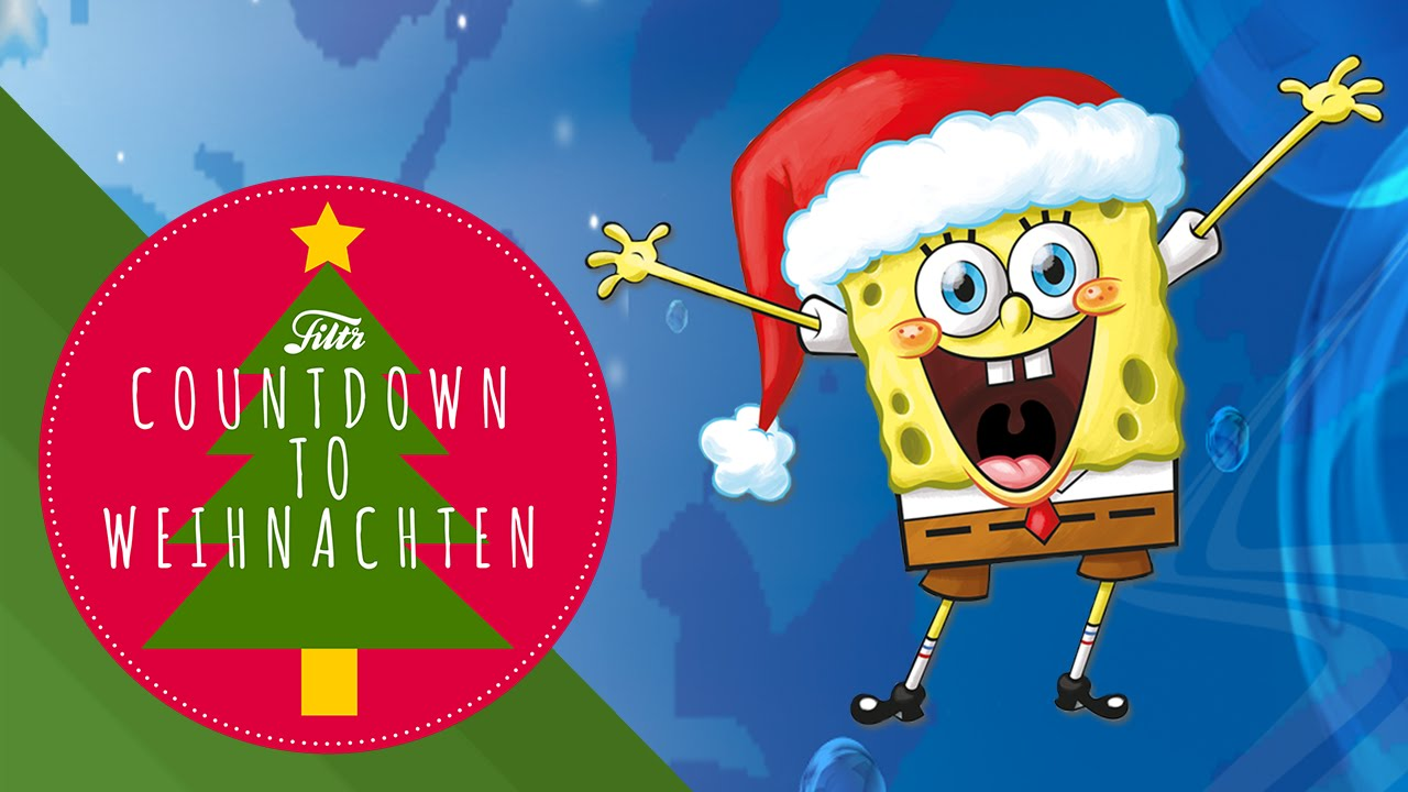countdown to weihnachten spongebob youtube. Black Bedroom Furniture Sets. Home Design Ideas