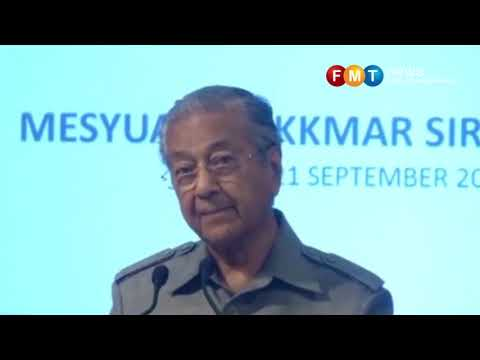 No way we'll recognise gay rights in Malaysia, says Dr M
