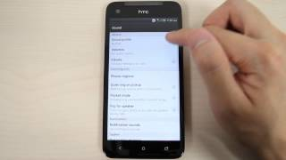 How to customize the ringtone and notification on HTC Butterfly / Droid DNA