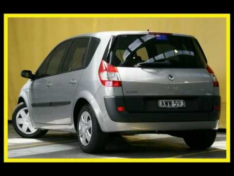 for sale sydney 2005 renault scenic expression phase ii youtube. Black Bedroom Furniture Sets. Home Design Ideas