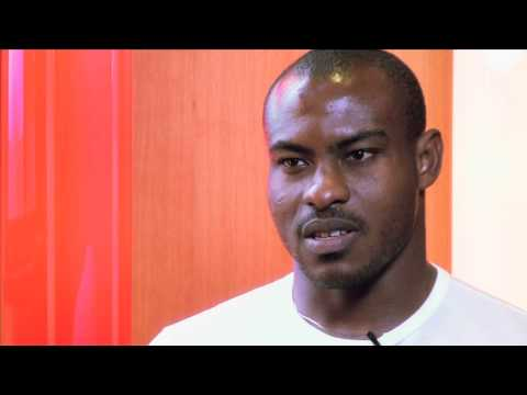 Vincent Enyeama interview for 2014 BBC African Footballer of the Year