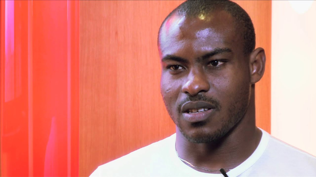 Vincent Enyeama interview for 2014 BBC African Footballer of the