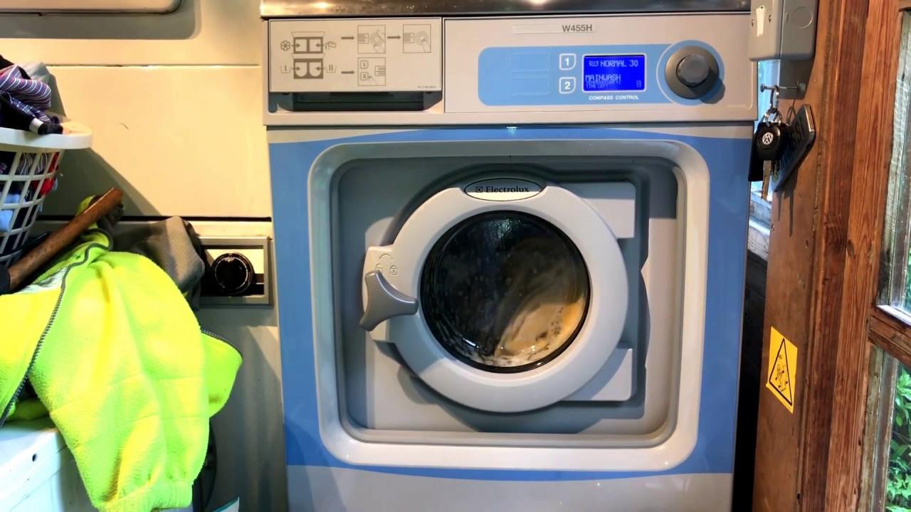 electrolux washer