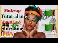 makeup tutorial in bemba amp story time aka shimi zambian independence day 2019