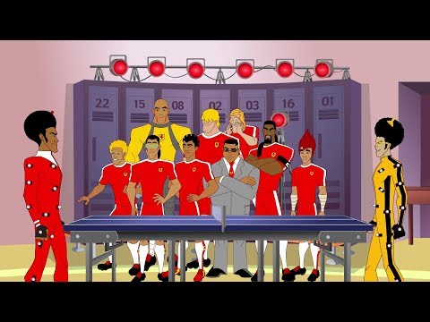 Supa Strikas  Season 4 Episode 48  Spinner Takes All