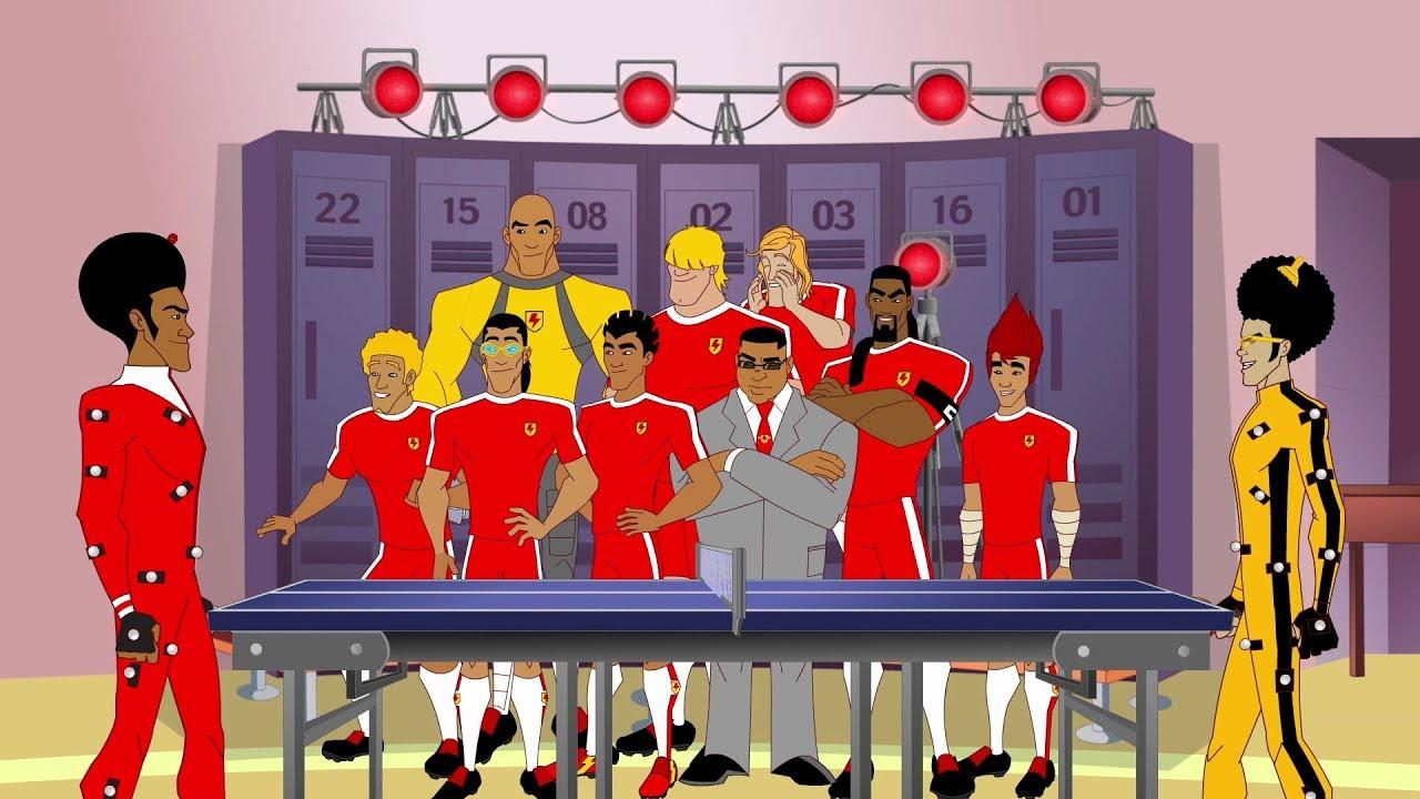 Download Supa Strikas - Season 4 Episode 48 - Spinner Takes All | Kids Cartoon