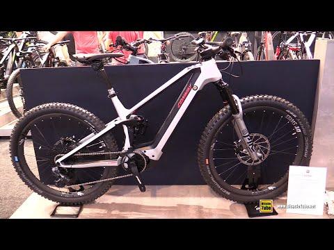 Conway Xyron 927 Carbon Mountain Bike Walkaround Tour - 2020 Model