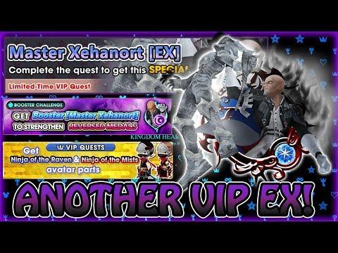 KH Union χ[Cross] Master Xehanort EX VIP! ~ Is It Worth 7 Weeks?