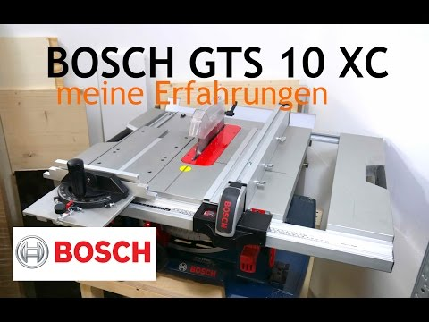 bosch gts10 xc prof tischkreiss ge funnycat tv. Black Bedroom Furniture Sets. Home Design Ideas
