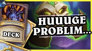 HUUUUGE PROBLIM - CUBELOCK - Hearthstone Deck (The Boomsday Project)