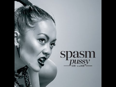 SPASM - Pussy Deluxe  - new album 2015 on ROTTEN ROLL REX