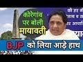 Maharashtra's BJP Government Let Violence To Take Place, Says Mayawati   Mayawati on Bhima Koregaon