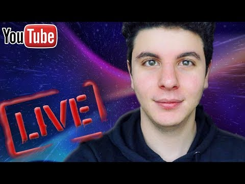 LIVE MINIGAMES E VENERDI' 13!! 70K IN LIVE!