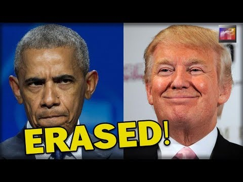 Trump OBLITERATES this one WEIRD Obama Law, Rural America Cheers, and Treehuggers FLIP OUT!