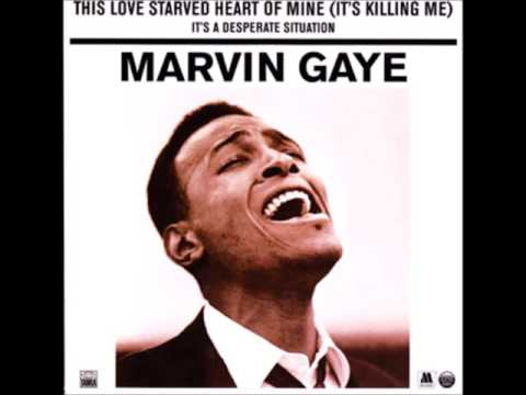 Marvin gaye  This love starved heart