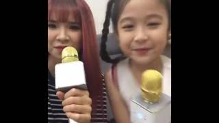 De Thuong - Khoi My Ft. Be Bao Ngoc (Hat Live Len Facebook Live Stream) (14/08/2016)