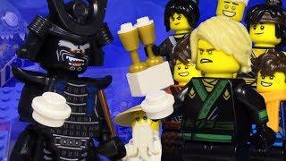 The Snowball Fight - Lego Ninjago