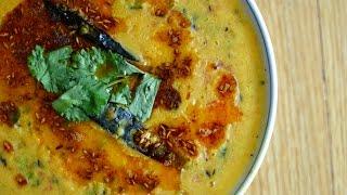 Moong Dal Tadka Recipe  Easy and Super Delicious  No Onion No Garlic