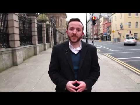 Epic Dublin   Kildare Street: Dracula, Leinster House, The Irish parliament, museums and more