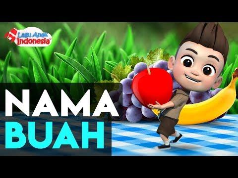 Nama Buah -  Lagu Anak Indonesia Populer 1