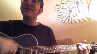 (910) Zachary Scot Johnson Mystery Dance Elvis Costello Cover thesongadayproject My Aim Is True Live