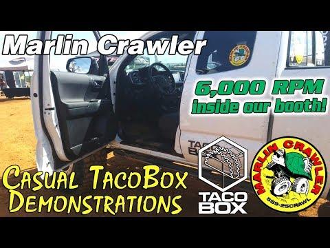 Casual TacoBox Dual & Triple Transfer Case Demo