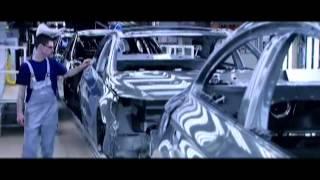 passat b7 making in volkswagen factory