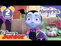 Vampirina | Teaching Vee Tricks - Magical Moment ✨ | Disney Junior UK