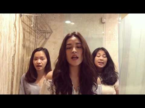 Raisa - Biarkanlah ~anothet bathroom session