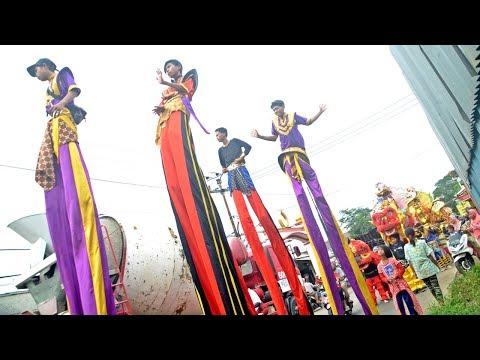 Goyang Dua Jari - Odong Odong Singa Dangdut Kompor Group Di Setu Bekasi 22 Desember 2018