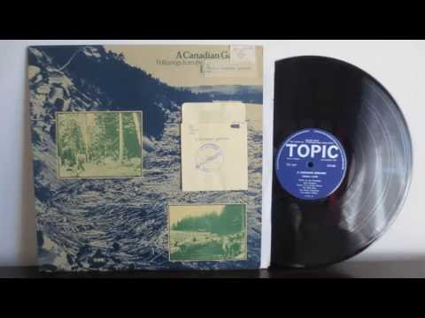 LaRena Clark ‎– A Canadian Garland Folksongs from Ontario  Topic Records 12T140
