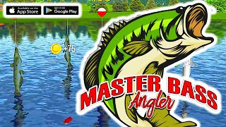Catching Monsters in Master Bass Angler: Free Fishing Simulator IOS & Android Game (TimeLapse)