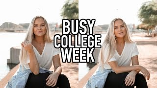 college week in my life at asu