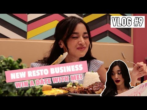 Vlog #9: Win A Date With Me At Early Bird Breakfast Club | #SheIsKrisB 💋