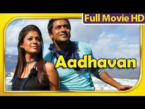 Aadhavan - Full Movie Official Suriya With Nayantara [HD]