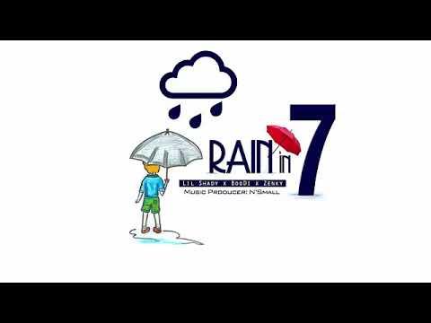 1 TIẾNG RAIN IN 7 (LIL SHADY BOODI x ZENKY x N'SMALL)