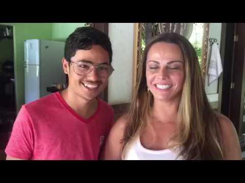Bruninho Chocolate & Viviane Araújo