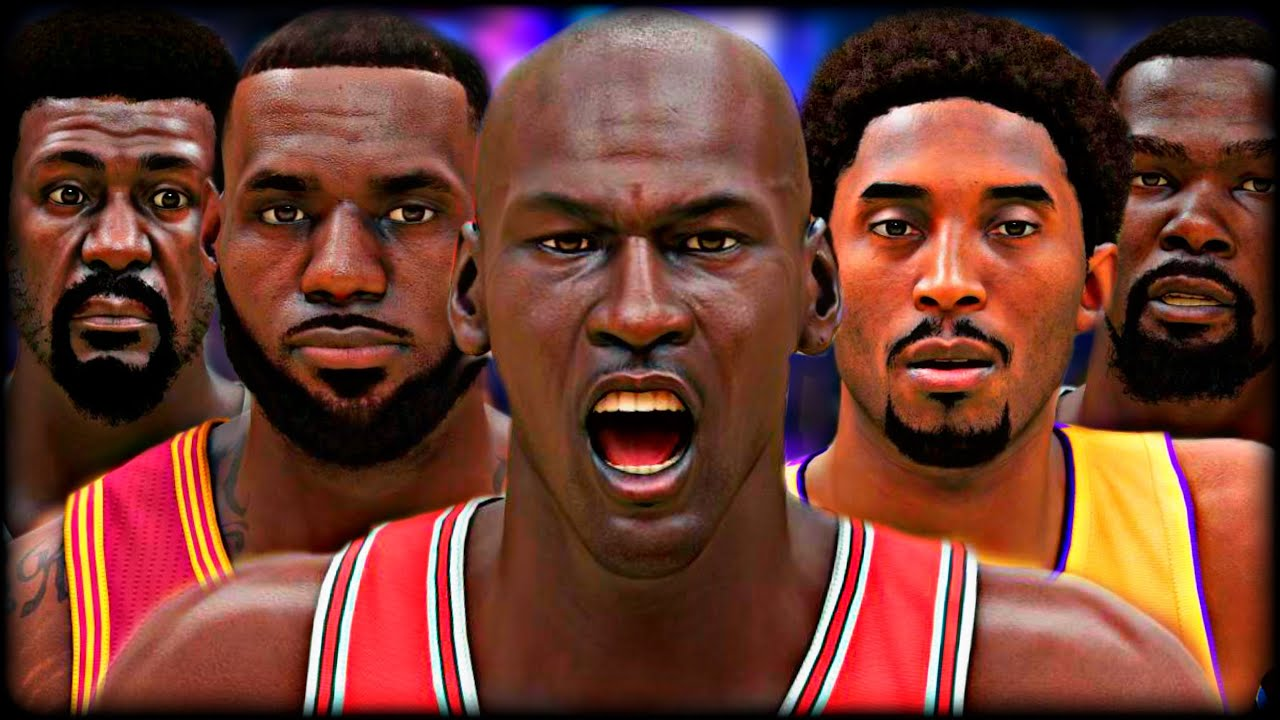 I Replaced EVERY NBA TEAM with their BEST ROSTER EVER…
