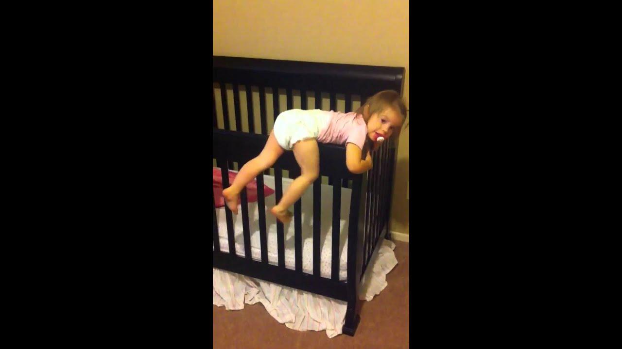 Baby Crib Escape Fail Youtube