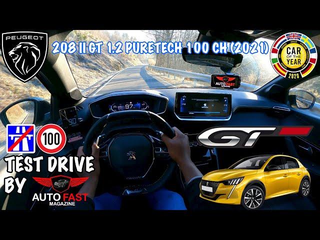 Magnifique Interieur Peugeot 208 Gt Line 2021 Walkaround Official Video Clip 4k Litetube