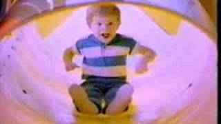 Chuck E. Cheese's Commercial