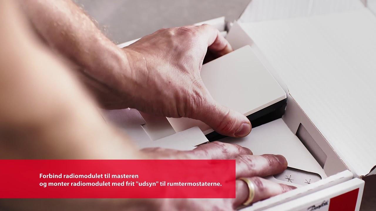 Danfoss Icon™ smart gulvvarme til alle boliger