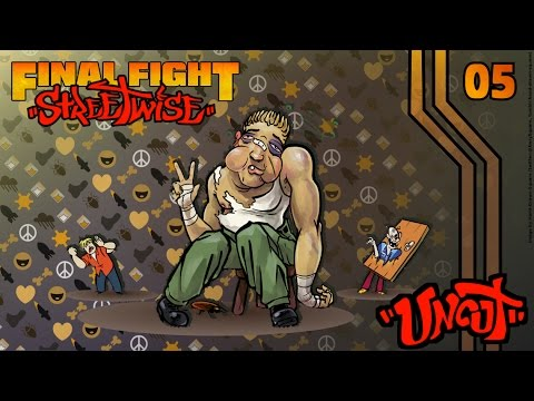 Let's Play Final Fight Streetwise 05 (Uncut): The Mayor of Town