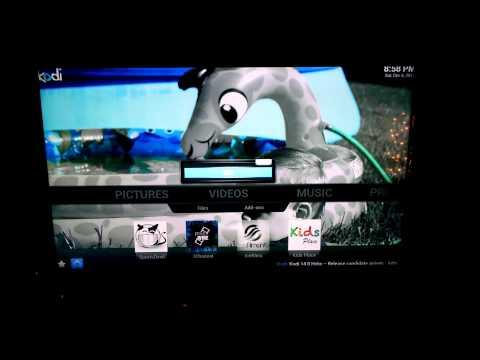 how to set up kodi to watch ufc217