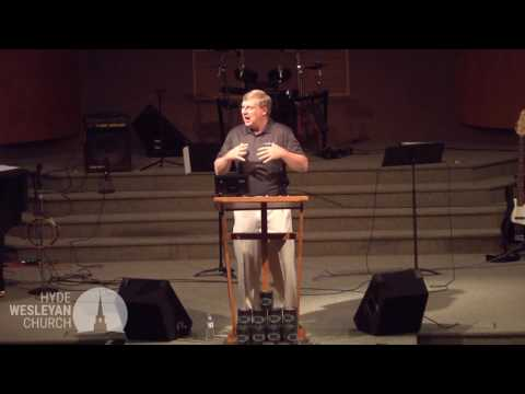 20160626 | Kingdom Attitudes 03 | Hungry | Bob Croft