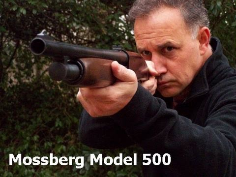 Mossberg Model 500 Shotgun